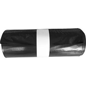 Matavfall sopsäck 125L svarta 80st