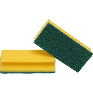 Svampar stora grön/gul 10st