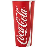 Coca-Cola bägare 0