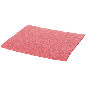 Wettexdukar små röd 10st